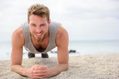 Isometrische Übungen: In minimaler Zeit zu maximaler Kraft