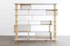 Atelier d' Amis - Cortland Bookshelf