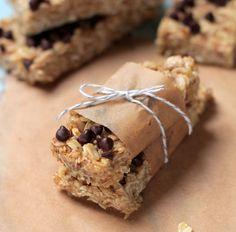 Homemade No-Bake Granola Bars | Live Simply - Clean Eating - Healthy Snack Bar - Clean Granola Bar