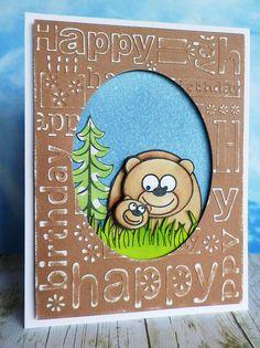 Happy Birthday Bears by Heather Maria D, via Flickr
