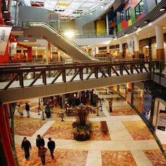 El centro comercial en costa rica