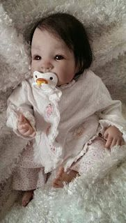 Reborn babies, life like dolls created by artists on the baby banter reborn doll forum