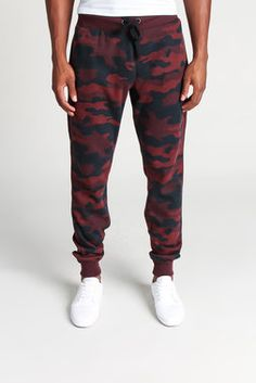 Just copped these Camo Jogger Pant w/ Rib Bottom for $24 on JackThreads. I really do have camo addiction.