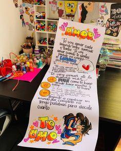 Cute Boyfriend Gifts, Surprise Boyfriend, My Boyfriend, Bff Birthday Gift, Cute Love Cartoons, Cute Texts, Love Gifts, Stuffed Toys Patterns, Diy And Crafts
