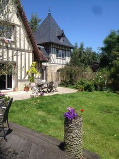 GREAT CHARMING PROPERTY TURRET with... - HomeAway Cabourg