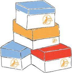 Mr. Fox craftboxes, ideeën per thema