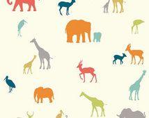 Serengeti - The Tribe - Jay-Cyn Designs - Birch Fabrics (SG-03)