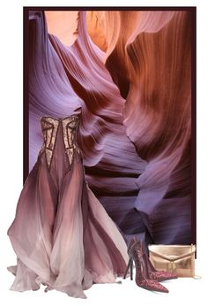 """""""Antelope Canyon, Arizona"""" by danniellebuckley ❤ liked on Polyvore featuring Urban Expressions"""