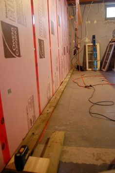 How to Finish Your Basement and Basement Remodeling Finishing your basement can almost double the square foot living space of your home. A finished basement can include new living space such as a r… Basement Windows, Basement Bedrooms, Basement Flooring, Basement Bathroom, Flooring Ideas, Basement Waterproofing, Basement Ceilings, Basement Apartment, Basement Stairs
