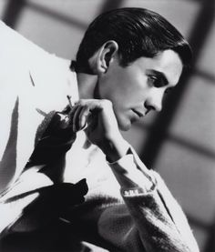 Tyrone Power, 1936, photo by George Hurrell