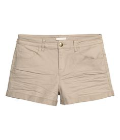 Twill Shorts | Product Detail | H&M