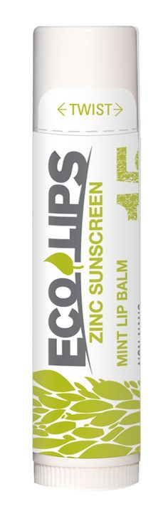 Awaken your sense and your lips with organic essential oils of peppermint and spearmint. Rich, emollient, organic, Fair Trade Certified™ cocoa butter and coconut oil combined with non-nano, non-whitening zinc oxide ensures a safe, effective lip protection solution for your eco-active lifestyle.: