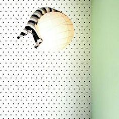 behang babykamer zwart wit - Google zoeken