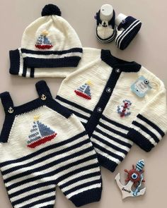 Best 12 Ready to ship Size Months Baby boy sweater anchor sweater wool cardigan knitted sweater merino – SkillOfKing. Baby Boy Knitting Patterns, Baby Cardigan Knitting Pattern, Knitting For Kids, Baby Patterns, Clothes Patterns, Wool Cardigan, Dress Patterns, Baby Boy Sweater, Baby Sweaters