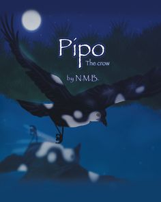 "Books | Page Publishing N.M.B's new book ""Pipo the Crow"" is a vividly illustrated and insightful children's work about self-acceptance, bullying and friendship."