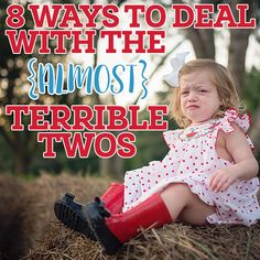 8 Ways to Deal with the (Almost) Terrible Twos » Daily Mom
