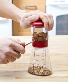 Nut Chopper - I need one of these for all of our pecans.