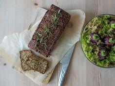 Nøttesteik med quinoa er vegetarisk alternativ til steik. Populær julemat for vegetarianarar og absolutt å anbefale for alle andre.