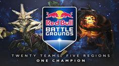 Mira la final de Red Bull Battle Grounds en vivo - http://yosoyungamer.com/2015/05/evento-red-bull-battle-grounds/