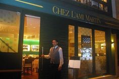 Chez L'ami Martin