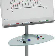 Paperflow Marker Tray Flipchart Easel