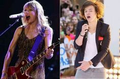 """TAYLOR SWIFT AND ONE DIRECTION'S HARRY STYLES GET TOGETHER AT X FACTOR REHEARSALS  When two pop sensations like Taylor Swift and One Direction's Harry Styles join forces, does the universe implode?  We might find out tonight on The X Factor, because a source close to a contestant tells us that Styles has been spotted hanging out with Swift as she prepares to perform on tonight's live show.  """"Harry is there with her now. She is doing rehearsals this afternoon. And he is in her group,"""" the…"""