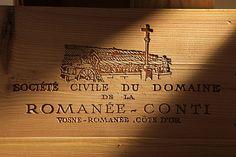 La Romanée-Conti.