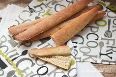 Flautas de pan cristal | La cocina perfecta