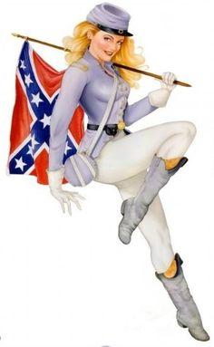 confederate flag tattoos for girls | ENGLISH German movie North Face; Thomas Jefferson, pro-white genius ...
