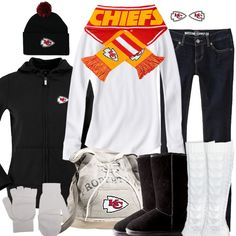 Kansas City Chiefs Winter Fashion