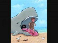 Liedje: Jona, Jona (bijbelverhaal jona en de grote vis)