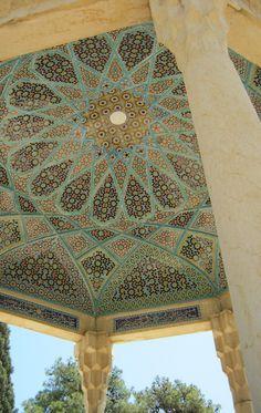 Hafez Tomb, Shiraz, Tehran