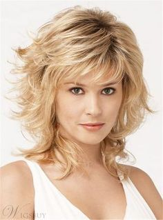Raquel Welch wigs are the ultimate in glamour. You'll love the instant beauty enhancement achieved from this wide variety of Raquel Welch wigs. Medium Shag Haircuts, Long Shag Haircut, Shag Hairstyles, Gypsy Hairstyles, Black Hairstyles, Pixie Haircut, Amazing Hairstyles, Layered Hairstyles, Haircut Layers