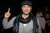 """Grammy-winning songwriter/producer RedOne attends BMI's """"How I Wrote That Song"""" at Key Club on February 11, 2012 in West Hollywood, California."""