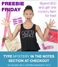 Great gifts for dancers AND a free gift?!?! http://www.covetdance.com/product-category/whats-new/