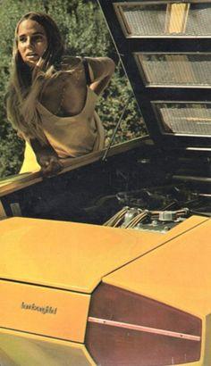 '71 Countach concept