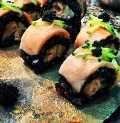 Puro Salmón #Sushi