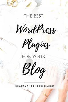 CONFUSED on what to install? Here's the solution! The BEST EVER WordPress Plugins that your blog needs! PIN IT for later!
