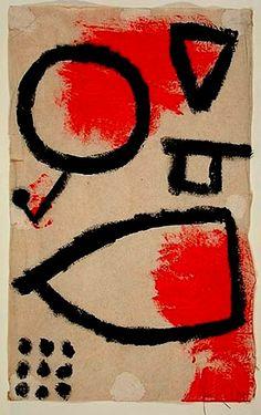solitary dog sculptor: Painter: Klee Paul - Part 4