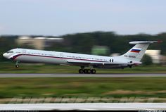 Russia - Air Force RA-86495 Ilyushin Il-62M aircraft picture