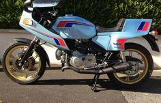 Moto CLASSIC & VINTAGE Ducati 500 Pantah, Paradise Moto, Concessionnaire MV Agusta, Triumph et MBK, Paris Etoile