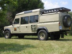 Electric Land Rover Defender Londolozi Game Reserve