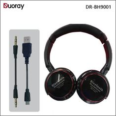 ♦wireless headphones features : Duoray®The wireless headphones develop a rich, Hi-Fi Stereo quality sound. Built in Microphone for easy call , is a full size headphone that easily syncs with any Bluetooth enabled device such as Smartphones Tablet. This Bluetooth headphone has convenient access buttons to play, pause, fast forward outstanding comfort and pure wireless sound.