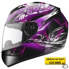 Cascos › Integrales Casco Moto integral RIDE 801 negro mate M
