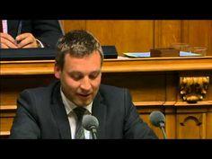"""Lukas Reimann Rede zur Goldinitative: """"Ungedecktes Geld ist der grosse Betrug... The Originals, Youtube, Consciousness, Politics, Money, Swiss Guard, Safety"""