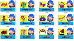 IM'S: COMPOUND WORDS ENGLISH - DepEd LP's Classroom Board, School Bulletin Boards, Classroom Behavior, Classroom Management, Family Flowers, Display Boards, Teacher Lesson Plans, Compound Words, Bee Theme