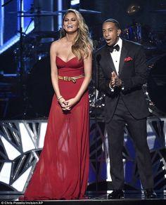 Chrissy Teigen stuns in curve-hugging outfits hosting Billboard Awards - Celebrity Fashion Trends