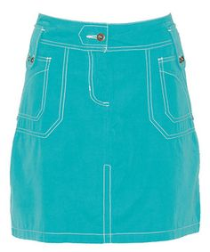 Look at this #zulilyfind! Pool Fast-Dry Road Trip Skirt by Ojai Clothing #zulilyfinds