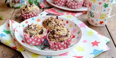 Karen Burns-Booth serves up some tempting, and very simple, Christmas morning breakfast snacks with this delicious coffee muffin recipe.