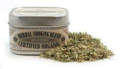 Organic Herbal Smoking Blend from Mountain Rose Herbs